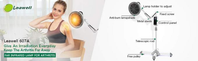 Standfloor Infrared Light Therapy Devices Tdp Mineral Heat