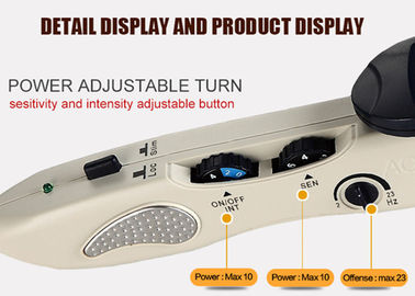 China Low Frequencypain Relief Acupuncture Pen , Continuous Electronic Acupressure Pen factory