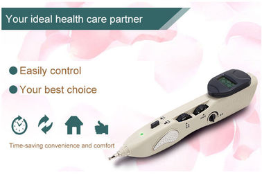 China Digital Electronic Acupuncture Pen Fda Approved For Body Acupoints Treatment distributor