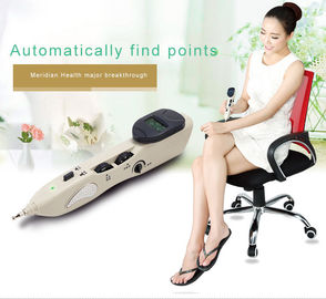 China Handheld Acupoint Acupuncture Pen , Fda Approved Meridian Energy Acupuncture Pen factory