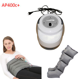 China 400c Air Compression Leg Massager AC220V / 110V White / Grey 3 Modes CE Approved distributor