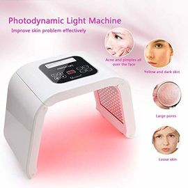 China 7 Color PDT Photon Therapy Skin Rejuvenation Facial Mask Machine Anti - Aging Lighten Pigmentation distributor